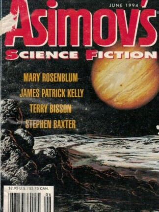Asimov (June 1994) de Asimov's Science Fiction
