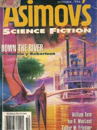 Asimov (October 1993) de Asimov's Science Fiction