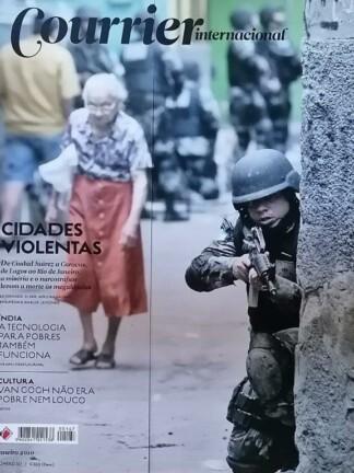 Cidades Violentas de Courrier Internacional
