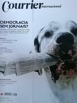 Democracias Sem Jornais de Courrier Internacional