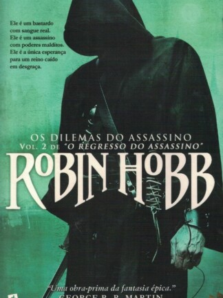 Os Dilemas do Assassino de Robin Hobb
