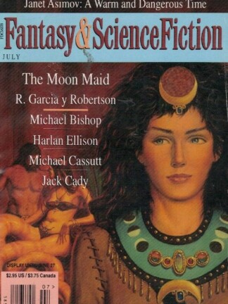 Fantasy & Science Fiction (July 1996) de Fantasy & Science Fiction