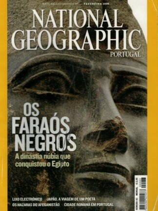 Faraós Negros de National Geographic
