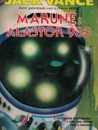 Marune: Alastor 933 de Jack Vance