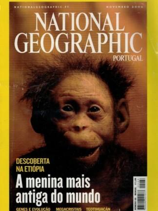 A Menina Mais Antiga do Mundo de National Geographic