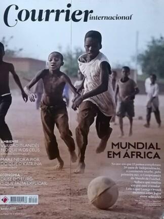 Mundial em África de Courrier Internacional