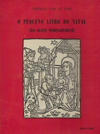 O Pequeno do Livro do Natal de Gertrud Von Le Fort