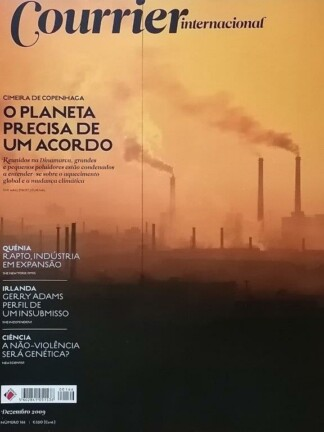 Planeta Precisa de um Acordo de Courrier Internacional