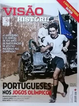 Portugueses nos Jogos Olímpicos de Visão História