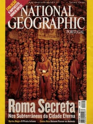 Roma Secreta de National Geographic