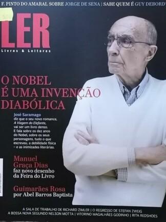 Saramago: O Nobel é uma Invenção Diabólica de Ler.