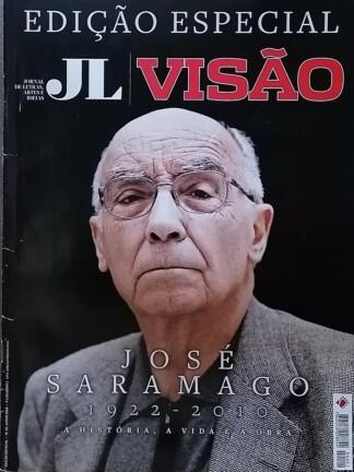 José Saramago (1922-2010) de Jornal de Letras