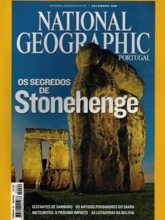 Os Segredos de Stonehenge de National Geographic