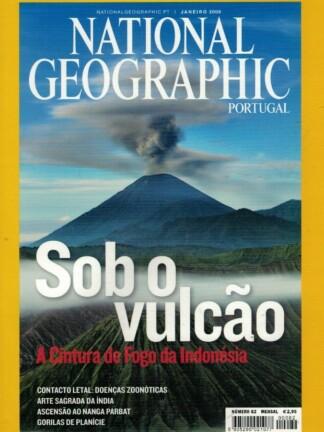Sob o Vulcão de National Geographic