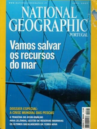 Vamos Salvar os Recursos do Mar de National Geographic