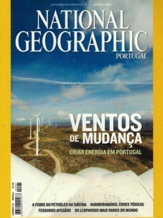 Ventos de Mudança de National Geographic