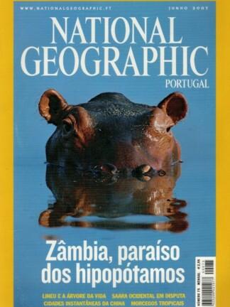Zâmbia de National Geographic