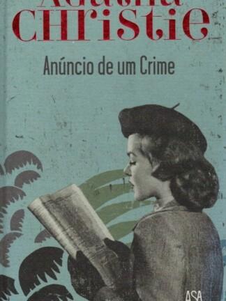 Anúncio de um Crime de Agatha Christie