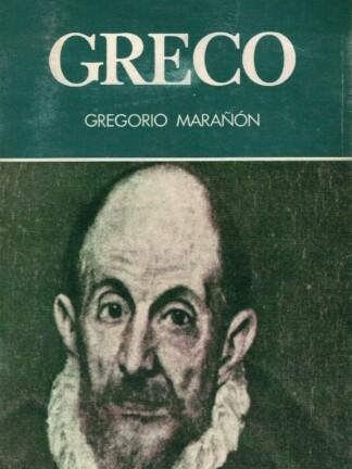 Greco de Gregorio Marañon