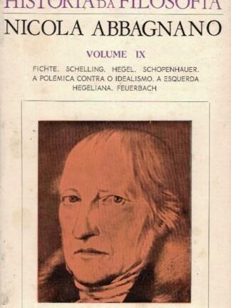 História da Filosofia 9 de Nicola Abbagnano