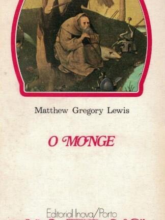 O Monge de Matthew Gregory Lewis