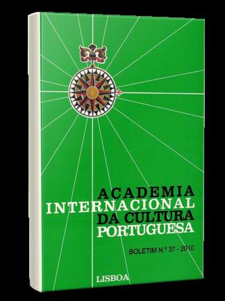 Boletim nº 37 de Academia Internacional da Cultura Portuguesa