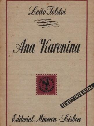 Ana Karenina de Leão Tolstoi