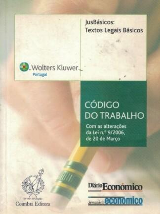 Código do Trabalho de Wolters Kluwer