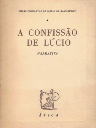 A Confissão de Lúcio de Mário de Sá-Carneiro