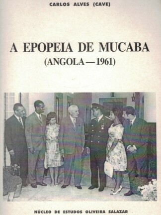 A Epopeia de Mucaba de Carlos Alves