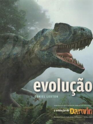Evolução de Daniel Loxton
