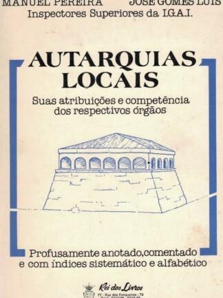 Autarquias Locais de Manuel Pereira