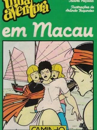 Uma Aventura em Macau de Ana Maria Magalhães