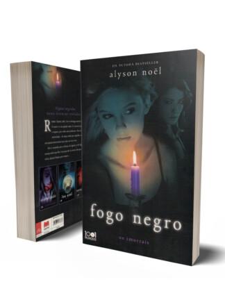Fogo Negro de Alyson Noel