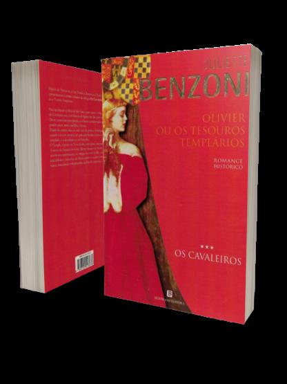 Olivier ou os Tesouros Templários de Juliette Benzoni