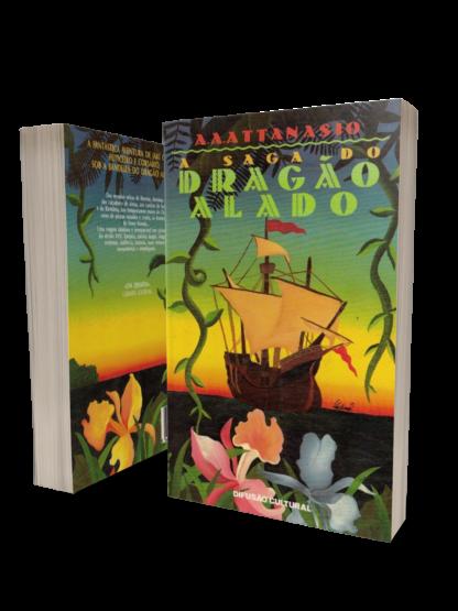 A Saga do Dragão Alado de A. A. Attanasio