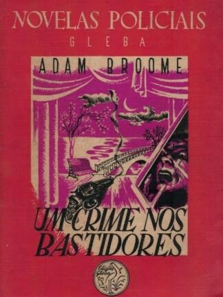 Um Crime nos Bastidores de Adam Broome