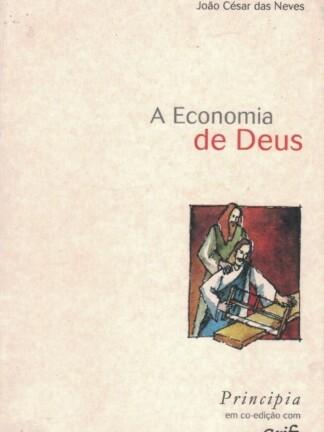 A Economia de Deus de João César das Neves