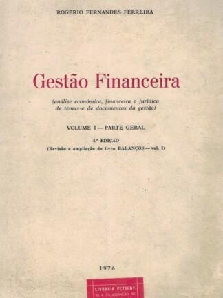 Gestão Financeira de Rogério Fernandes Ferreira
