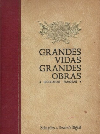 Grandes Vidas, Grandes Obras de Robert Lewis Taylor