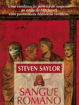 Sangue Romano de Steven Saylor