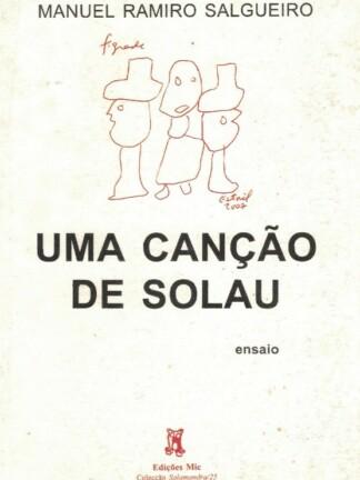 Uma Canção de Solau de Manuel Ramiro Salgueiro