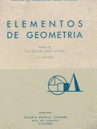 Elementos de Geometria de António do Nascimento Palma Fernandes