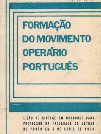 Formação do Movimento Operário Português de Victor de Sá