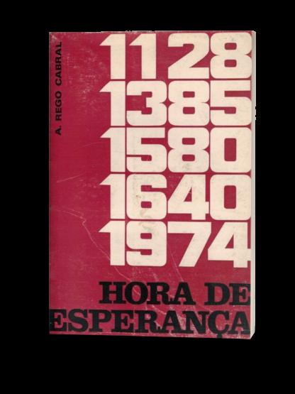 Hora de Esperança de A. Rego Cabral