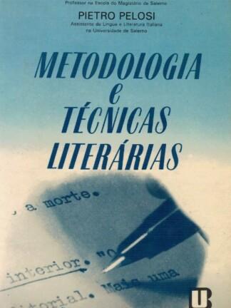 Metodologia e Técnicas Literárias de Salvatore F. Di Zenso