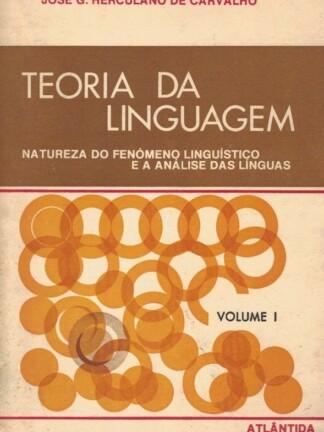 Teoria da Linguagem de José G. Herculano de Carvalho