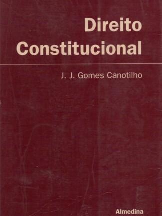 Direito Constitucional de J. J. Gomes Canotilho