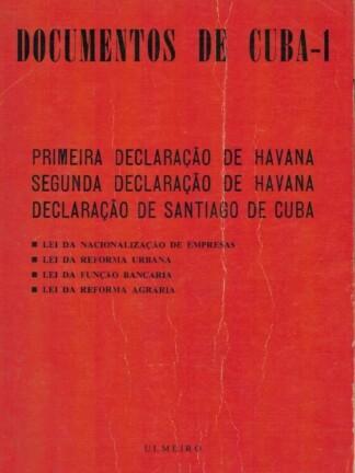 Documentos de Cuba de José Fortunato