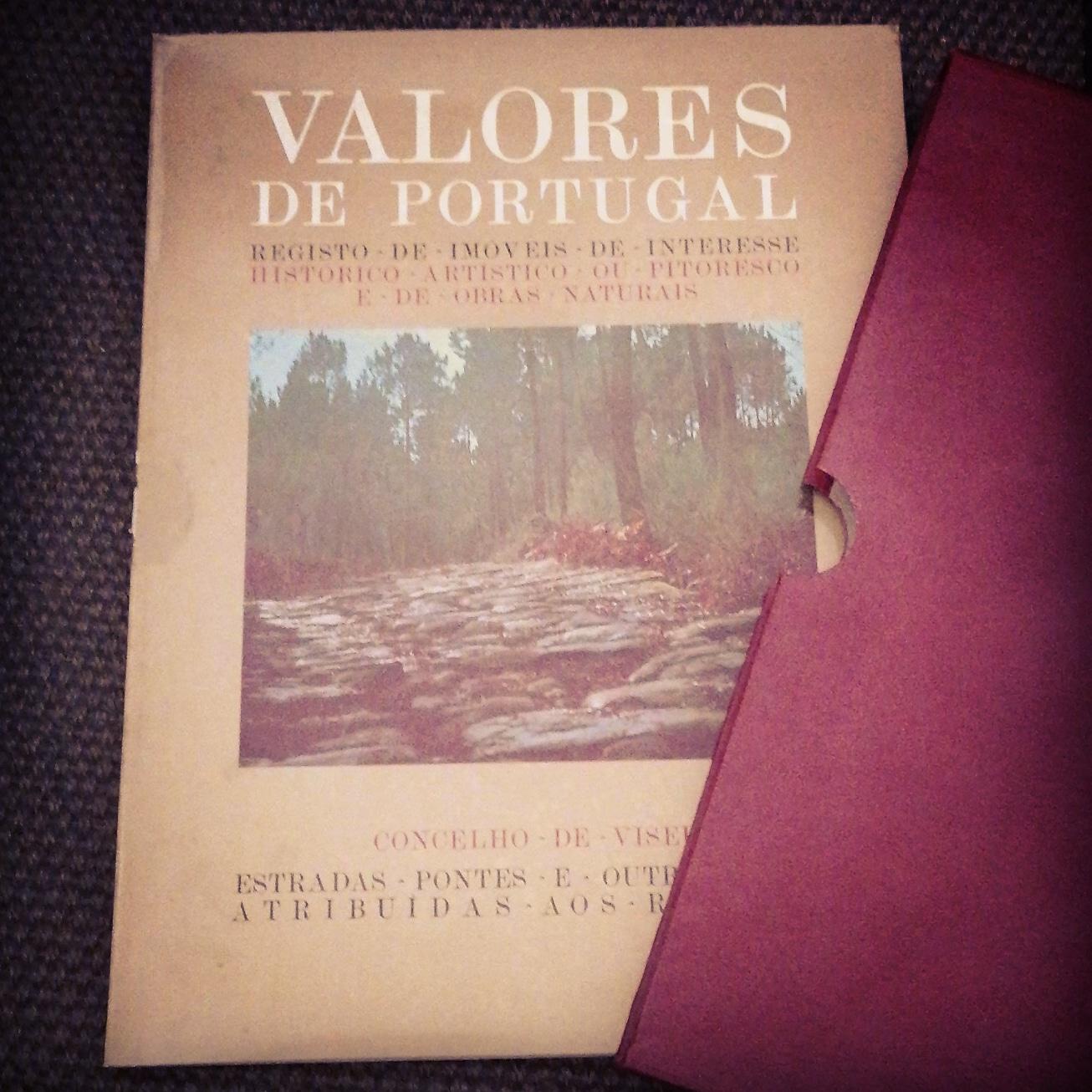 Valores de Portugal de Eugénio Correia